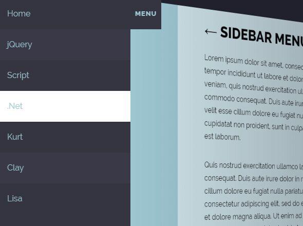https://www.jqueryscript.net/menu/3D-Flipping-Sidebar-Navigation.html