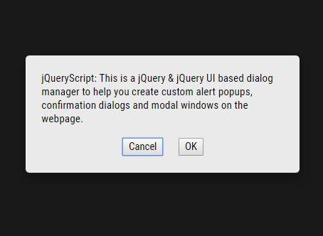 https://www.jqueryscript.net/lightbox/Alert-Confirm-Modal-Dialogs-Manager.html