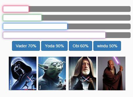 https://www.jqueryscript.net/loading/Animated-Star-Wars-Progress-Meter-Plugin-with-jQuery-progressBarWars.html