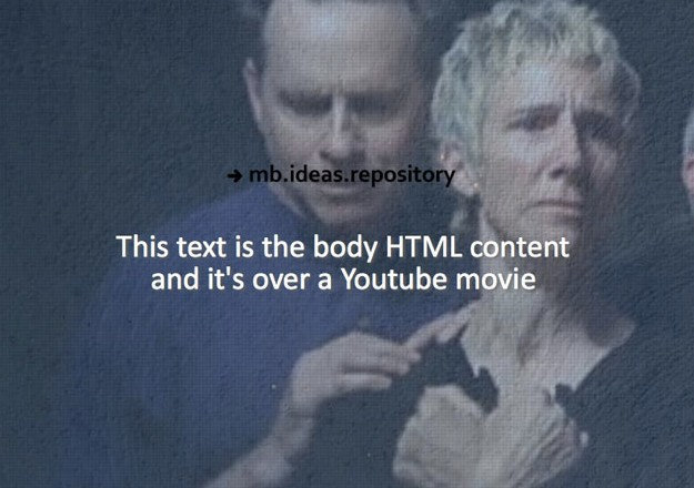 http://www.jqueryscript.net/other/Awesome-Video-Background-Plugin-with-HTML5-Youtube-API-YTPlayer.html