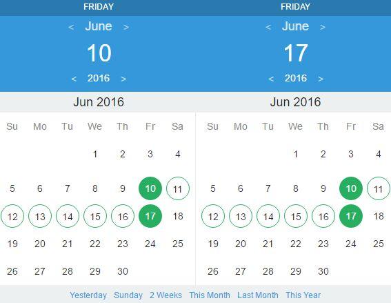 https://www.jqueryscript.net/time-clock/Beautiful-ES5-ES6-Date-Daterange-Picker-For-jQuery.html