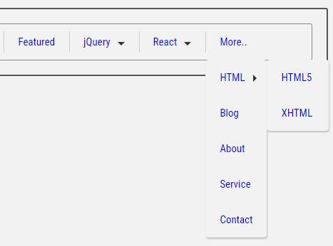 https://www.jqueryscript.net/menu/Collapse-Overflowing-Menu-Items-Into-Dropdown-jQuery-MoreMenu.html