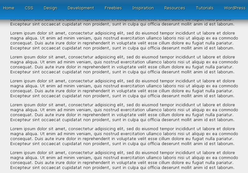 http://www.jqueryscript.net/menu/Fixed-Position-Top-Menu-Bar-with-jQuery-CSS3-nagging-menu.html
