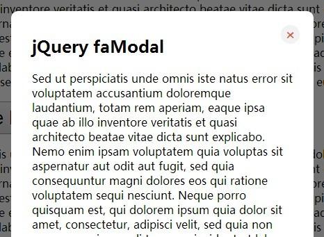 https://www.jqueryscript.net/lightbox/Lightweight-jQuery-Modal-Plugin-with-Scrollbar-Support-faModal.html