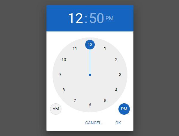 https://www.jqueryscript.net/time-clock/Material-Time-Picker-Plugin-jQuery-MDTimePicker.html