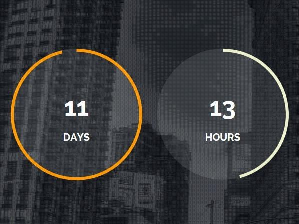 http://www.jqueryscript.net/time-clock/Modern-Circular-jQuery-Countdown-Timer-Plugin-Final-Countdown.html