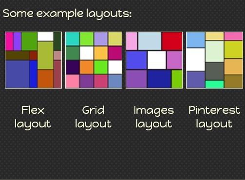 http://www.jqueryscript.net/layout/Responsive-jQuery-Dynamic-Grid-Layouts-Plugin-Freewall.html