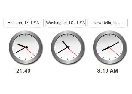 http://www.jqueryscript.net/time-clock/jQuery-Based-Analog-And-Digital-World-Clock-jClocksGMT-js.html
