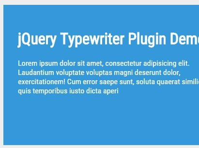 https://www.jqueryscript.net/text/jQuery-Plugin-For-Basic-Text-Typewriter-Effect-Typewriter.html