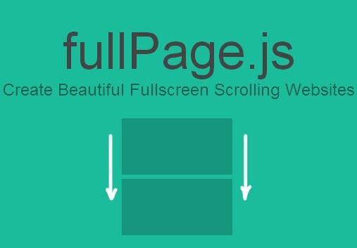 http://www.jqueryscript.net/layout/jQuery-Plugin-For-Fullscreen-One-Page-Scrolling-Websites-fullPage-js.html