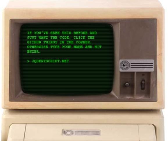 https://www.jqueryscript.net/text/jQuery-Plugin-for-Vintage-Text-Typing-jqVintageTxt.html