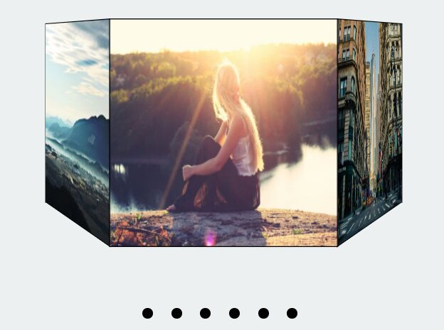 3D Cube Slider With jQuery And CSS3 Transform - cubeGallery