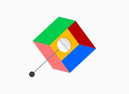 3D Rotating Cube In jQuery - Cubelet.js