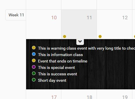 AJAX-enabled Event Calendar Plugin For jQuery - Bootstrap Calendar