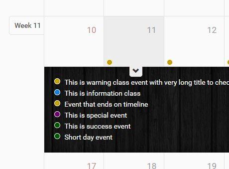 AJAX-enabled Event Calendar Plugin For jQuery - Bootstrap Calendar