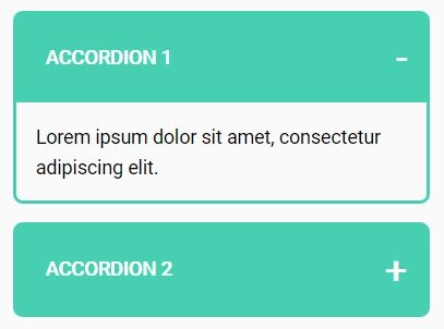 Accessible Cross-browser Accordion Plugin For jQuery - QuickAccord