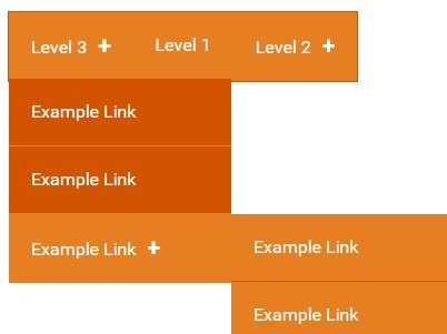 Accessible Multilevel Dropdown Menu with jQuery and CSS3
