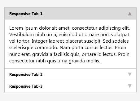 Switch Between Tabs And Accordion On Resize - Bootstrap Tab Collapse