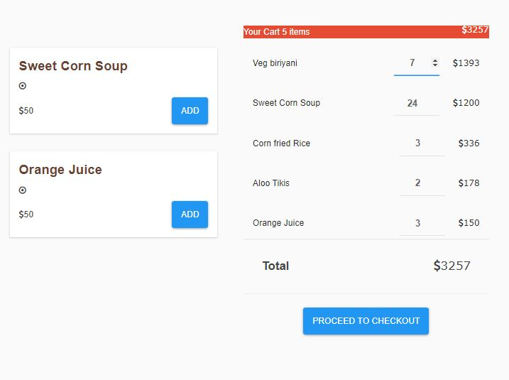 Basic Add To Shopping Cart Plugin With jQuery - SimpleCart