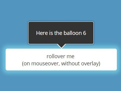 Ajax-enabled jQuery Balloon Tooltip Plugin - mb.balloon