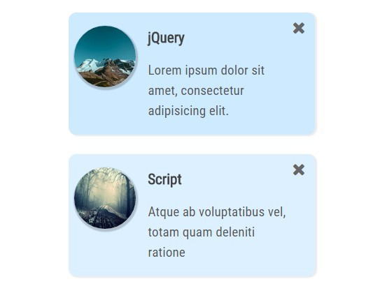 Ajax-enabled jQuery Notification Popup Plugin - tpPopup