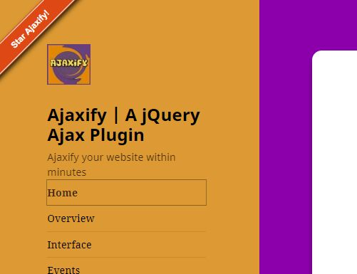 jQuery Plugin For Ajaxifying Your Website - Ajaxify
