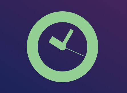 Minimalist Analog Clock With jQuery And CSS3