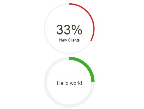 Animated Circle Progress Bar with jQuery and SVG - asPieProgress