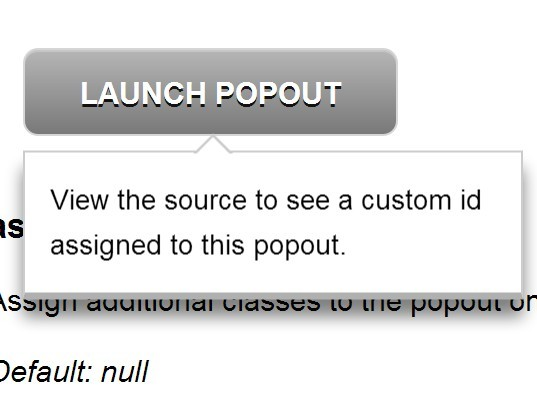 Animated Popover Popout Plugin For Jquery Jquery Ui Mlb Popout Free Jquery Plugins