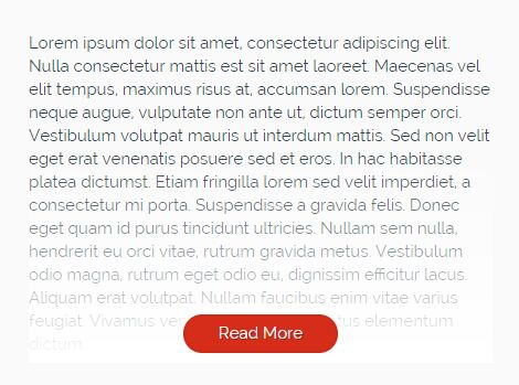 Animated Read More Plugin For Long Content - jQuery readMore.js