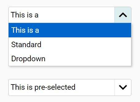 Animated Select Dropdown List Plugin For jQuery - vdrop
