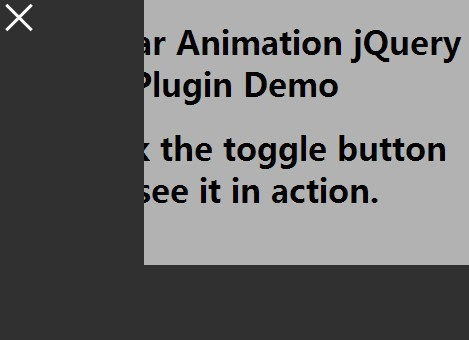 Animated Toggleable Sidebar and Footer with jQuery and CSS3