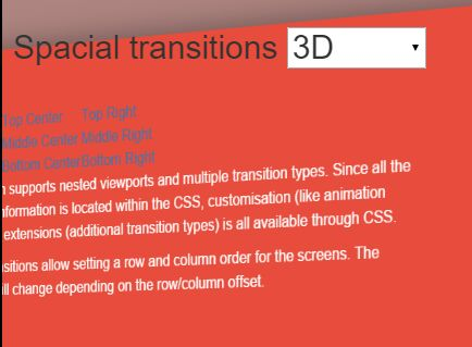 App-like Page Transition Effects With jQuery and CSS3 - Nice Screen