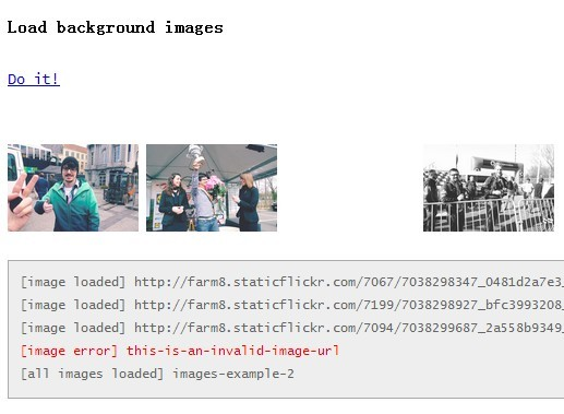Asynchronous Image Loading with jQuery Image Loader Plugin