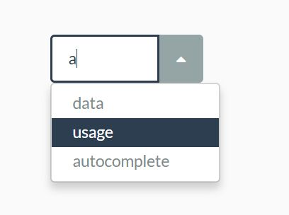 Dynamic Autocomplete Dropdown For Bootstrap - jQuery Autocomplete.js