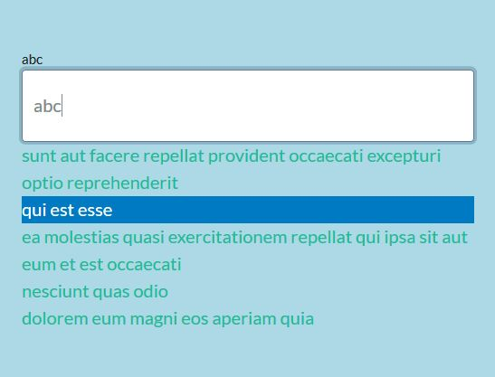 AJAX Autocomplete Plugin For Bootstrap Select | Free jQuery Plugins