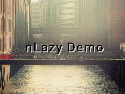 jQuery Lazy Load Plugin For Background Images - nLazy