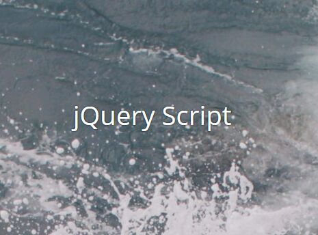 Minimalist Background <font color='red'><font color='red'>parallax</font></font> Plugin With jQuery - Slock