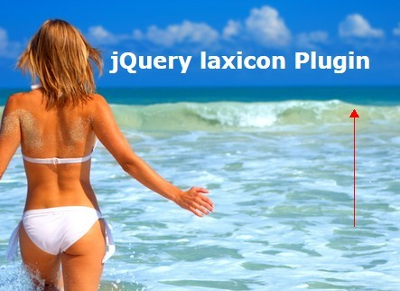 Basic Background Parallax Effect with jQuery - laxicon