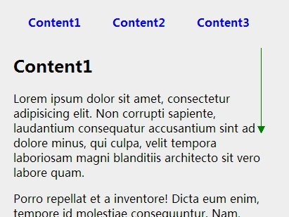 Basic jQuery Smooth Scrolling Plugin - smoothScroll