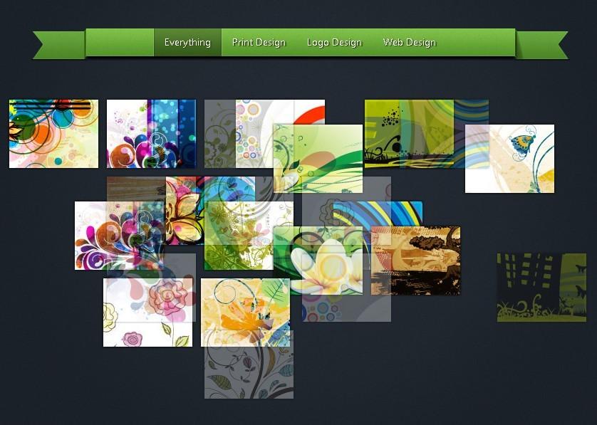 Beautiful HTML5/CSS3 Portfolio