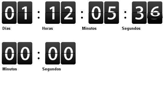 Beautiful & Lightweight Countdown Plugin