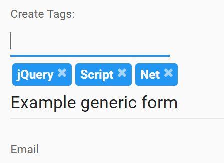 Easy Blog Tagging jQuery Plugin - Tagify