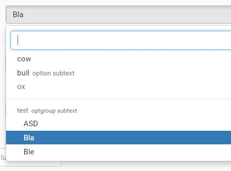 Bootstrap Dropdown Select Enhancement Plugin With jQuery | Free