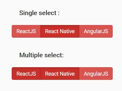 Bootstrap Plugin To Convert Select Boxes Into Button Groups - select-togglebutton.js