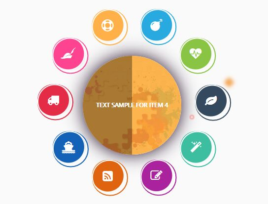 Fancy Circular Carousel Plugin With jQuery - circleCarousel
