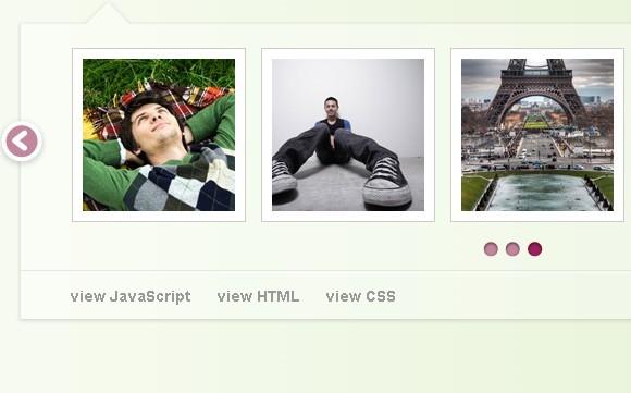 Circular & Responsive Slideshow Plugin - carouFredSel