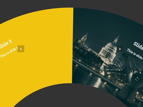 Circular Rotating Slider With jQuery And CSS3