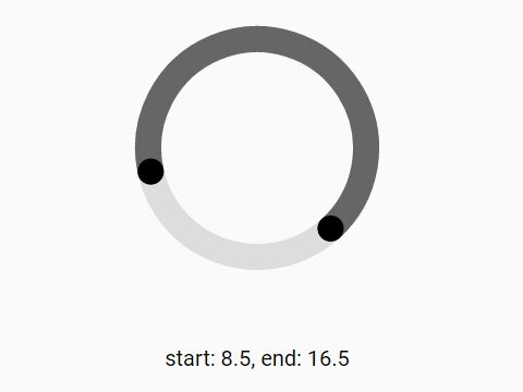 Circular SVG Timer Range Picker Plugin With jQuery