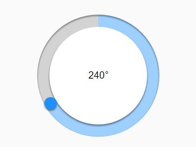 Circular Slider Plugin With jQuery and D3.js - Wheel